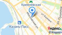 BTL-Studio Вячеслава Гарина на карте