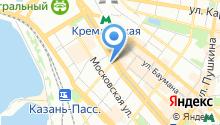 Awaystudio на карте