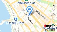 #EDATATAR на карте