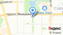 ARstudio на карте