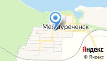 Магазин товаров для дома и ремонта на ул. Горького на карте
