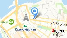 Гео-Систем Поволжье, ЗАО на карте