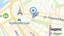#БРАТЬЯСЕРГЕЕВЫ на карте
