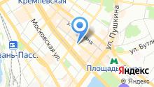384 военный следственный отдел следственного комитета РФ военно-следственного управления Центрального военного округа на карте