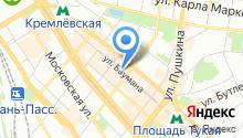 Chikibro на карте