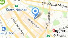 ClientBar на карте
