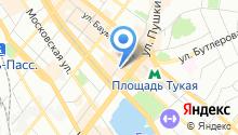 Bulgaru Hostel на карте