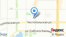 Ceiling Delux на карте