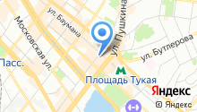 #Любимый город на карте