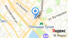 BioPort на карте