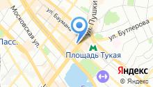 Beerложа на карте