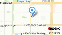 Apteka116.ru на карте