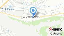 *веста-колор* на карте