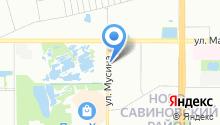 ATLANTMEN на карте