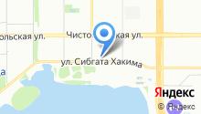 Allintex.ru на карте