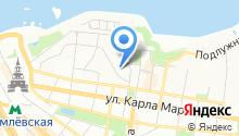 AMARAnT на карте