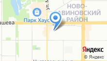 1-Грамм на карте
