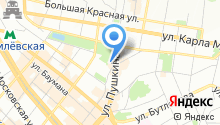 BurgerStore на карте