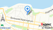 7 Fridays на карте