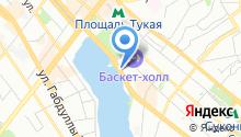 116Gb на карте