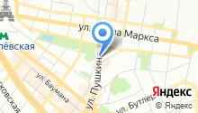 Казанский хлебозавод №3 на карте