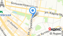 Preparty на карте