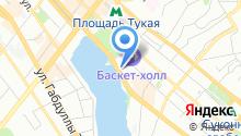 A-brick на карте