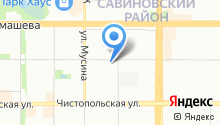 Antey Homes на карте
