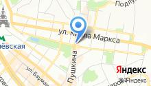 Chulan на карте