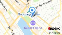 Bonaparte на карте