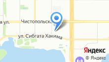 A1 на карте