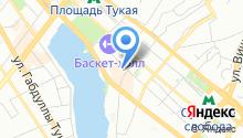 CodeZavod на карте