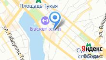 Benczedi на карте