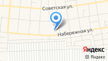 Федерация фехтования городского округа Тольятти на карте