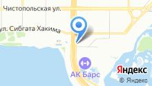 BitBar на карте