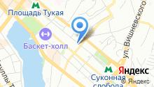 AROMA КОФЕ на карте