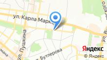 Детская музыкальная школа №1 им. П.И. Чайковского на карте