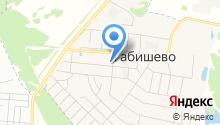 Габишевская мечеть на карте
