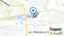 ATG на карте