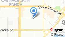 Absence на карте