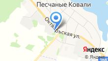 Территория на карте