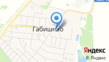 Лаишевский коммунальный сервис на карте