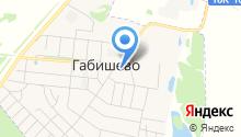 Участковый пункт полиции №12 на карте