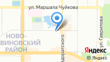 BodyTime на карте