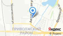 BYZON на карте