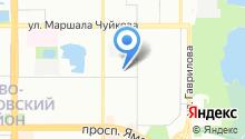 Эстет Клиник на карте