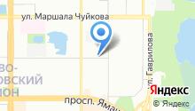 Пивоман на карте