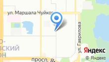 Казанский экологический комплекс, ЗАО на карте
