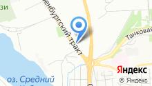 Казанский Центр Кровли - Кровельные и фасадные материалы на карте