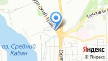 AIMA на карте